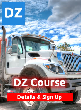Bus and Truck Driver college classes subjects